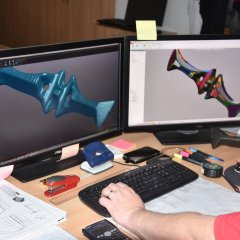 Reverse engineering (3D scanning)
